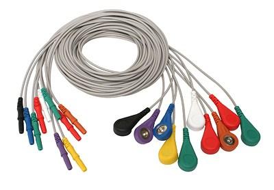 生物电电极和导线